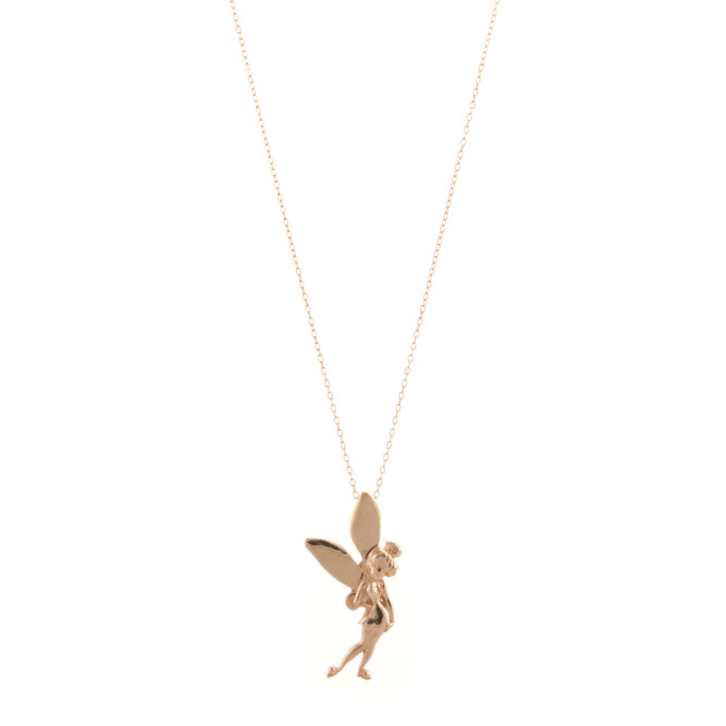 Tinkerbell necklace christine k jewelry tinkerbell necklace aloadofball Images